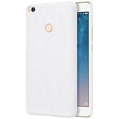 Handyhülle Hülle Kunststoff Schutzhülle Punkte Loch für Xiaomi Mi Max 2 Weiß