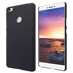 Handyhülle Hülle Kunststoff Schutzhülle Punkte Loch für Xiaomi Mi Max Schwarz