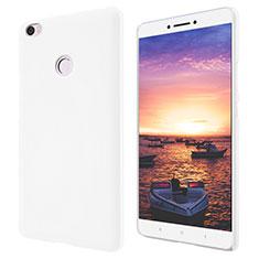 Handyhülle Hülle Kunststoff Schutzhülle Punkte Loch für Xiaomi Mi Max Weiß