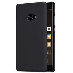 Handyhülle Hülle Kunststoff Schutzhülle Punkte Loch für Xiaomi Mi Note 2 Schwarz
