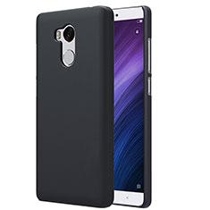 Handyhülle Hülle Kunststoff Schutzhülle Punkte Loch für Xiaomi Redmi 4 Prime High Edition Schwarz