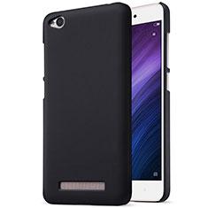Handyhülle Hülle Kunststoff Schutzhülle Punkte Loch für Xiaomi Redmi 4A Schwarz