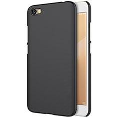 Handyhülle Hülle Kunststoff Schutzhülle Punkte Loch für Xiaomi Redmi Note 5A Standard Edition Schwarz