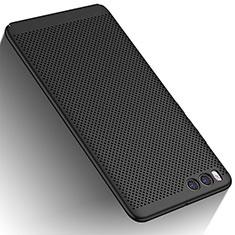 Handyhülle Hülle Kunststoff Schutzhülle Punkte Loch W01 für Xiaomi Mi 6 Schwarz