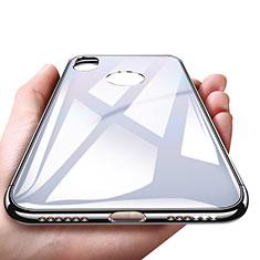Handyhülle Hülle Kunststoff Schutzhülle Spiegel für Apple iPhone Xs Max Weiß