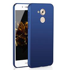 Handyhülle Hülle Kunststoff Schutzhülle Tasche Matt M01 für Huawei Enjoy 6S Blau