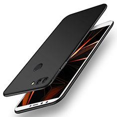 Handyhülle Hülle Kunststoff Schutzhülle Tasche Matt M01 für Huawei Enjoy 8 Plus Schwarz