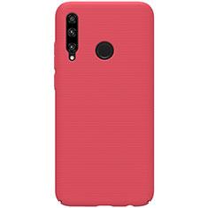 Handyhülle Hülle Kunststoff Schutzhülle Tasche Matt M01 für Huawei Honor 20i Rot