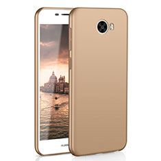 Handyhülle Hülle Kunststoff Schutzhülle Tasche Matt M01 für Huawei Honor Play 5 Gold