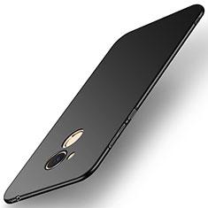 Handyhülle Hülle Kunststoff Schutzhülle Tasche Matt M01 für Huawei Honor V9 Play Schwarz