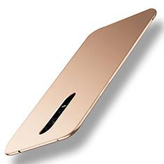 Handyhülle Hülle Kunststoff Schutzhülle Tasche Matt M01 für Huawei Mate RS Gold