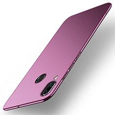 Handyhülle Hülle Kunststoff Schutzhülle Tasche Matt M01 für Huawei Nova 3 Violett