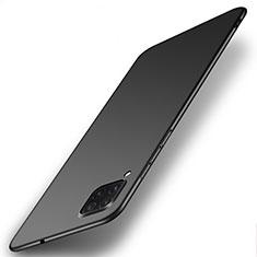 Handyhülle Hülle Kunststoff Schutzhülle Tasche Matt M01 für Huawei P40 Lite Schwarz