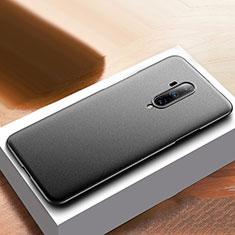 Handyhülle Hülle Kunststoff Schutzhülle Tasche Matt M01 für OnePlus 7T Pro Schwarz