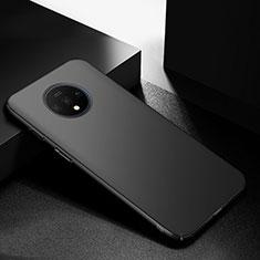 Handyhülle Hülle Kunststoff Schutzhülle Tasche Matt M01 für OnePlus 7T Schwarz