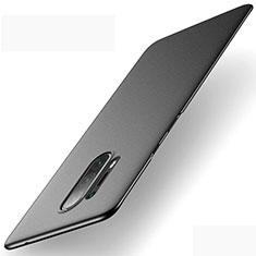 Handyhülle Hülle Kunststoff Schutzhülle Tasche Matt M01 für OnePlus 8 Pro Schwarz