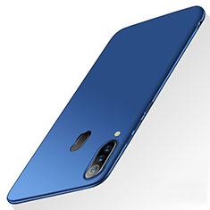 Handyhülle Hülle Kunststoff Schutzhülle Tasche Matt M01 für Samsung Galaxy A60 Blau