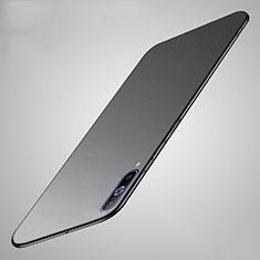 Handyhülle Hülle Kunststoff Schutzhülle Tasche Matt M01 für Samsung Galaxy A70 Schwarz