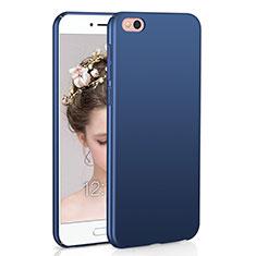 Handyhülle Hülle Kunststoff Schutzhülle Tasche Matt M01 für Xiaomi Mi 5C Blau