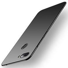 Handyhülle Hülle Kunststoff Schutzhülle Tasche Matt M01 für Xiaomi Mi 8 Lite Schwarz