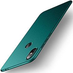 Handyhülle Hülle Kunststoff Schutzhülle Tasche Matt M01 für Xiaomi Mi 8 SE Grün