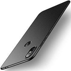 Handyhülle Hülle Kunststoff Schutzhülle Tasche Matt M01 für Xiaomi Mi 8 SE Schwarz