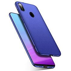 Handyhülle Hülle Kunststoff Schutzhülle Tasche Matt M01 für Xiaomi Mi A2 Lite Blau