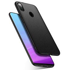 Handyhülle Hülle Kunststoff Schutzhülle Tasche Matt M01 für Xiaomi Mi A2 Lite Schwarz