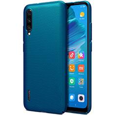 Handyhülle Hülle Kunststoff Schutzhülle Tasche Matt M01 für Xiaomi Mi A3 Blau