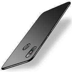 Handyhülle Hülle Kunststoff Schutzhülle Tasche Matt M01 für Xiaomi Mi Mix 2S Schwarz