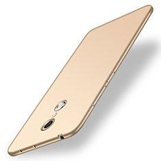 Handyhülle Hülle Kunststoff Schutzhülle Tasche Matt M01 für Xiaomi Redmi 5 Gold