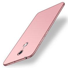 Handyhülle Hülle Kunststoff Schutzhülle Tasche Matt M01 für Xiaomi Redmi 5 Rosa