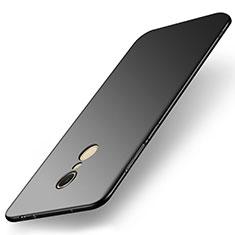 Handyhülle Hülle Kunststoff Schutzhülle Tasche Matt M01 für Xiaomi Redmi 5 Schwarz