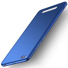 Handyhülle Hülle Kunststoff Schutzhülle Tasche Matt M01 für Xiaomi Redmi 5A Blau