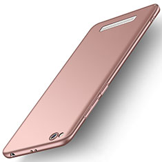 Handyhülle Hülle Kunststoff Schutzhülle Tasche Matt M01 für Xiaomi Redmi 5A Rosegold