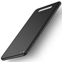 Handyhülle Hülle Kunststoff Schutzhülle Tasche Matt M01 für Xiaomi Redmi 5A Schwarz