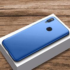 Handyhülle Hülle Kunststoff Schutzhülle Tasche Matt M01 für Xiaomi Redmi Note 7 Pro Blau