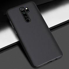 Handyhülle Hülle Kunststoff Schutzhülle Tasche Matt M01 für Xiaomi Redmi Note 8 Pro Schwarz