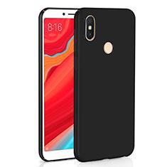 Handyhülle Hülle Kunststoff Schutzhülle Tasche Matt M01 für Xiaomi Redmi S2 Schwarz