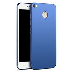 Handyhülle Hülle Kunststoff Schutzhülle Tasche Matt M01 für Xiaomi Redmi Y1 Blau