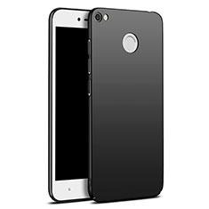 Handyhülle Hülle Kunststoff Schutzhülle Tasche Matt M01 für Xiaomi Redmi Y1 Schwarz