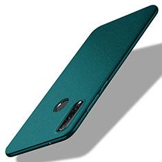 Handyhülle Hülle Kunststoff Schutzhülle Tasche Matt M02 für Huawei Enjoy 9s Grün