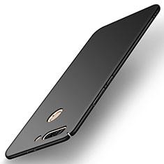Handyhülle Hülle Kunststoff Schutzhülle Tasche Matt M02 für Huawei Honor 8 Pro Schwarz