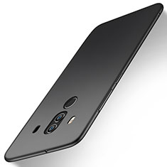 Handyhülle Hülle Kunststoff Schutzhülle Tasche Matt M02 für Huawei Mate 10 Pro Schwarz