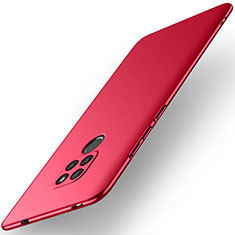Handyhülle Hülle Kunststoff Schutzhülle Tasche Matt M02 für Huawei Mate 20 Rot