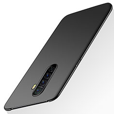 Handyhülle Hülle Kunststoff Schutzhülle Tasche Matt M02 für Realme X2 Pro Schwarz