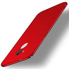 Handyhülle Hülle Kunststoff Schutzhülle Tasche Matt M02 für Sony Xperia L2 Rot