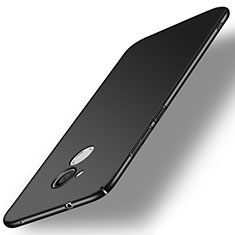 Handyhülle Hülle Kunststoff Schutzhülle Tasche Matt M02 für Sony Xperia L2 Schwarz