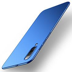 Handyhülle Hülle Kunststoff Schutzhülle Tasche Matt M02 für Xiaomi Mi 9 Blau