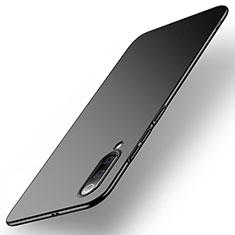 Handyhülle Hülle Kunststoff Schutzhülle Tasche Matt M02 für Xiaomi Mi 9 Schwarz